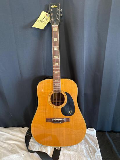 """Japan """"Aria"""" acoustic guitar"""