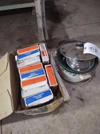 Carb Kits and Crockpots