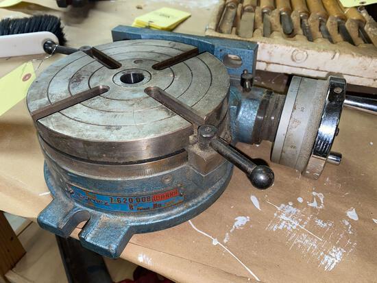 Toolmex warka 7-6 20-008 Machine chuck