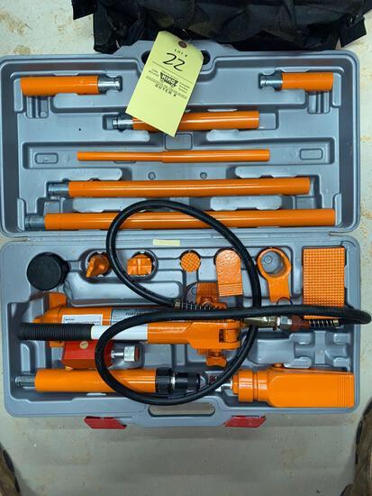 4 ton portable puller