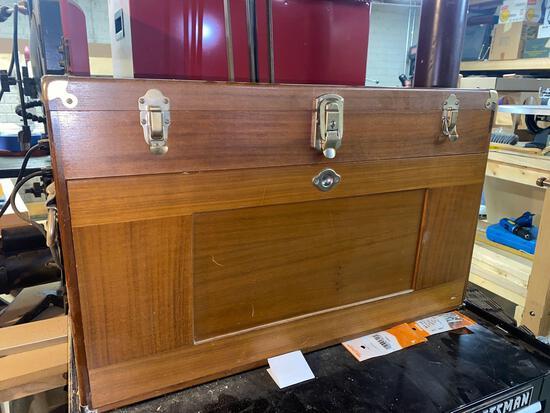 H. Gerstner machinist box