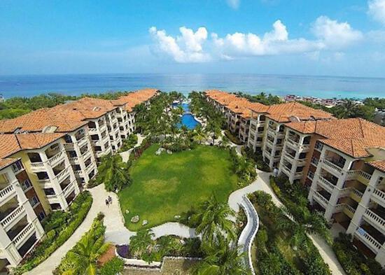 A week in Infinity Bay Spa & Beach Resort
