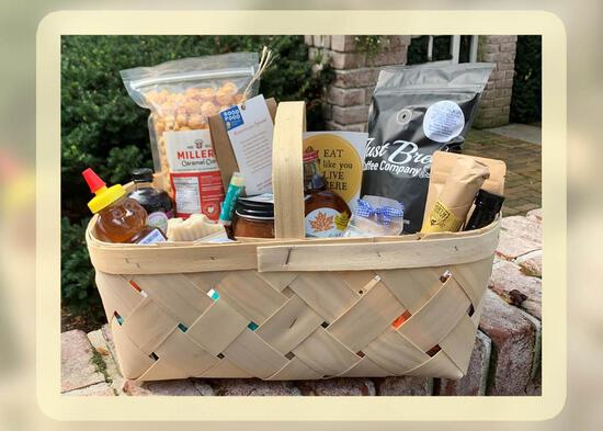 Local Roots Basket