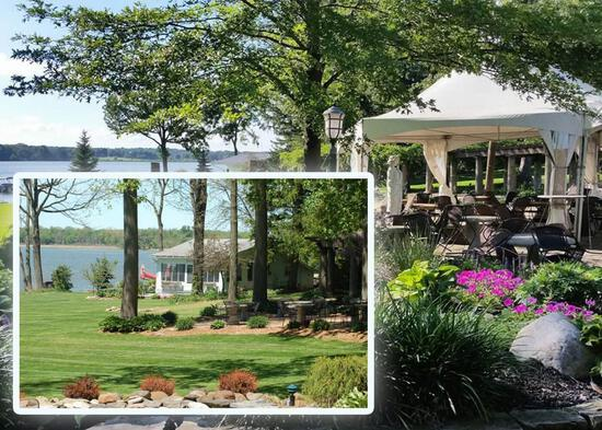"""One night at """"The Coop"""" at Chippewa Lake & a $100 gift certificate for The Oaks Lakeside Restaurant"""