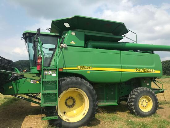 2005 John Deere 9650 STS combine