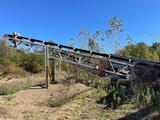40 ft. Electric belt conveyor