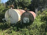 1,000-gallon fuel tank