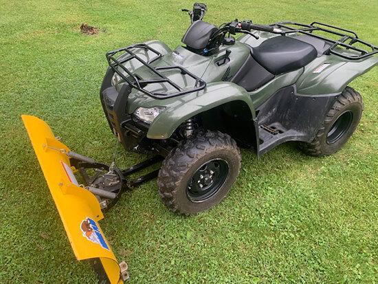 Honda TRX - Zero-Turn Mower - 18114 - Rusty