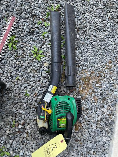 Weed Eater FB25, gas blower, 25cc