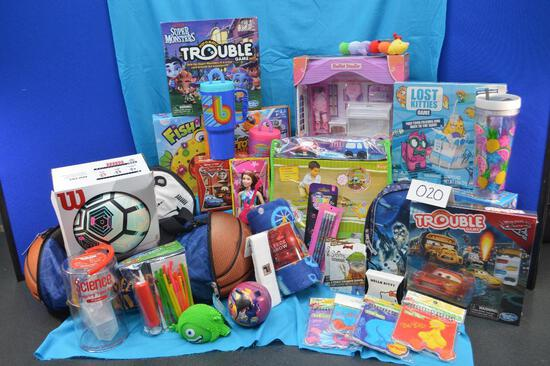Family night has never been easier! Check out these games and toys!