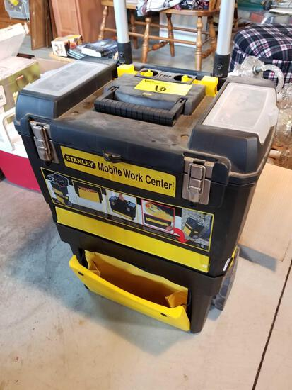 Stanley mobile work box