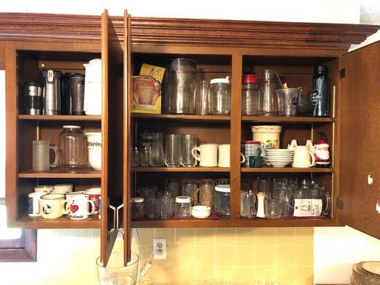 Mugs, Glassware, Pitchers