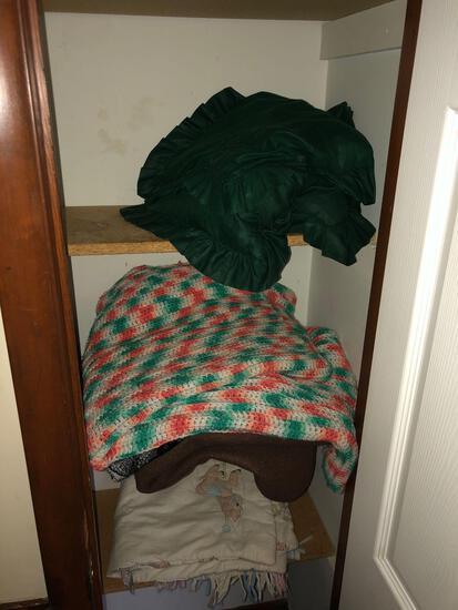 Linens In Closet