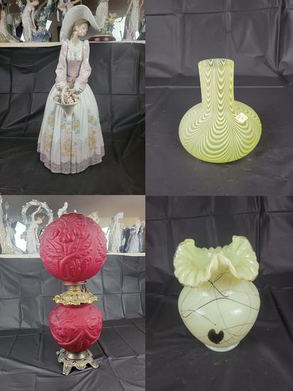 Glassware - Lladro - Lamps - 18166 - Joey G