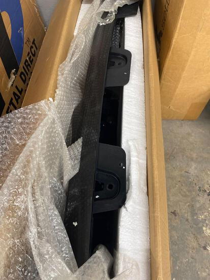 Grille assembly with led lights 48-0851