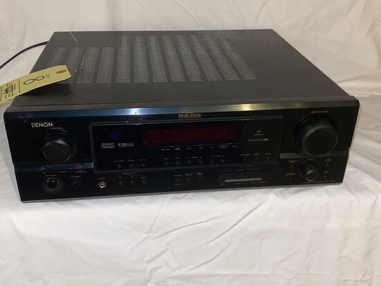 Denon model AVR-1906 AV surround receiver, Dolby digital