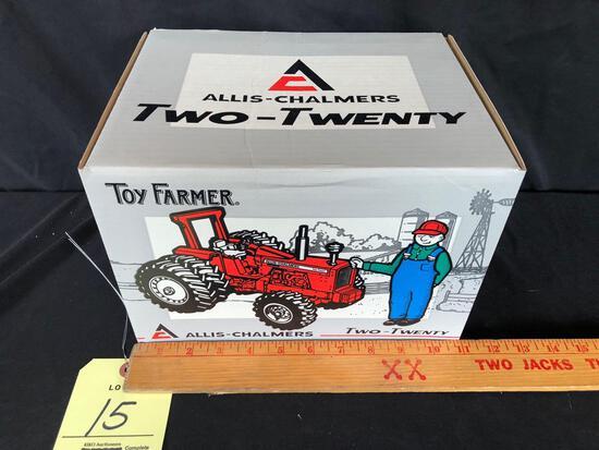 Ertl toy farmer 1995 national farm toy show collectors edition Allis Chalmers 2?20