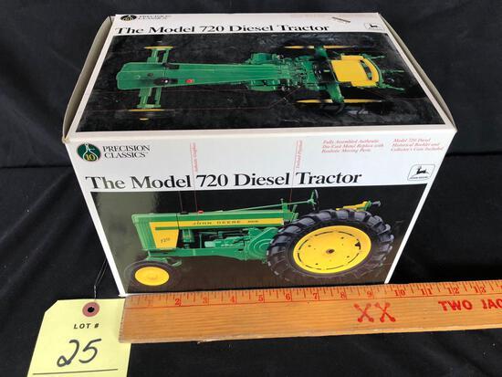 Ertl precision Classics John Deere 720 diesel 1/16 scale