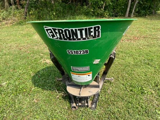 Frontier 3pt broadcaster