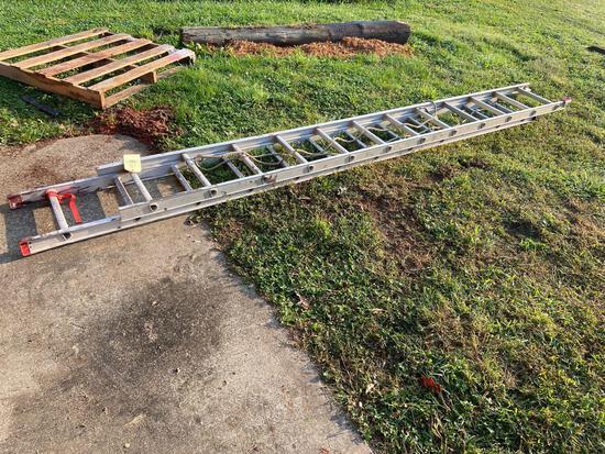 Werner 24 Ft. Extension Ladder