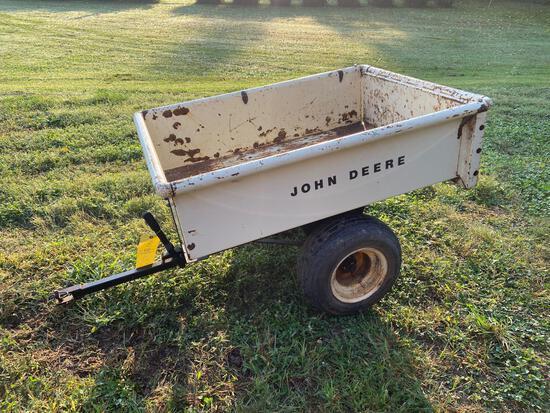 1970 John Deere Lawn Cart