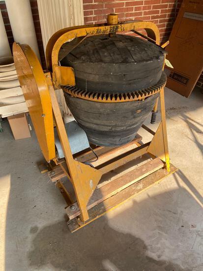 Gilson Concrete Mixer