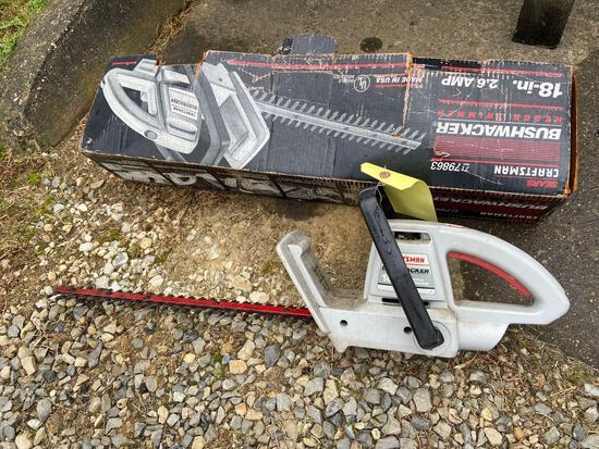Craftsman Electric Trimmer