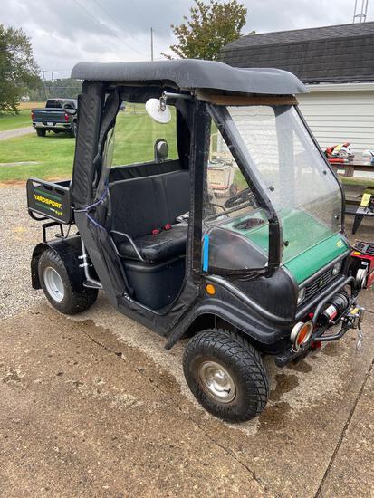 Yard Sport YS200 XLT Utility Vehicle , runs.