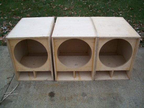 "3-18"" Boxes Built for B&C Line"