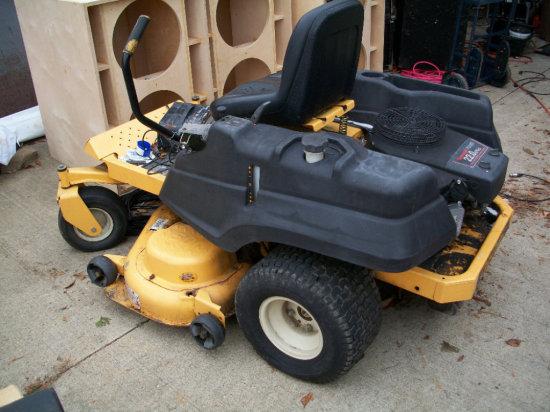 """Cub-Cadet 50"""" Zero-Turn Mower"""