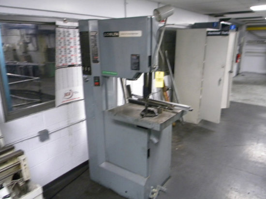 Delta Vertical Band Saw