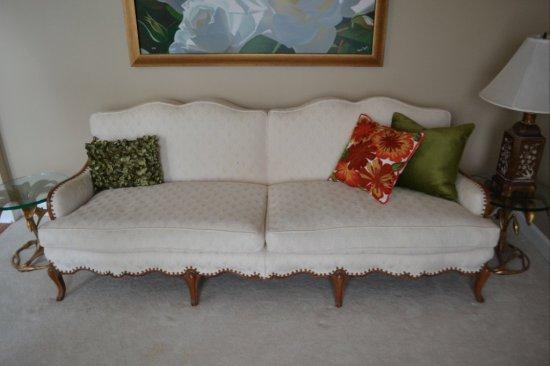 Provincial Style Sofa