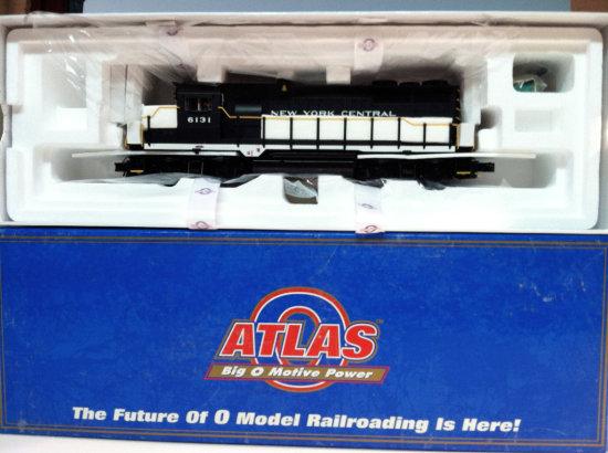 """Atlas """"O"""" New York Central #6131"""