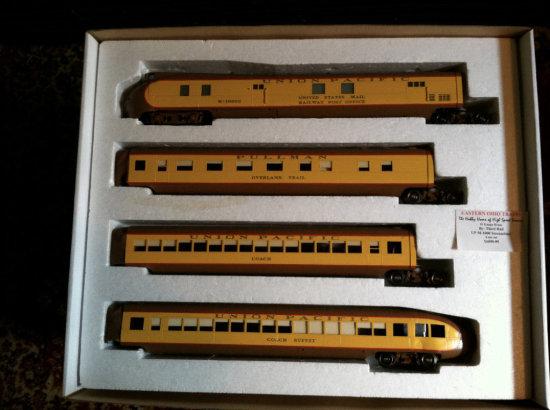 Sunset Models Union Pacific M-10000