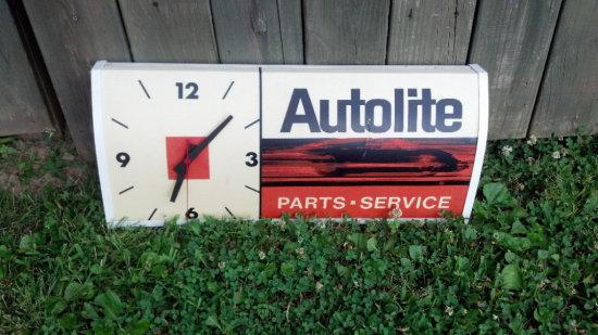autolite Clock
