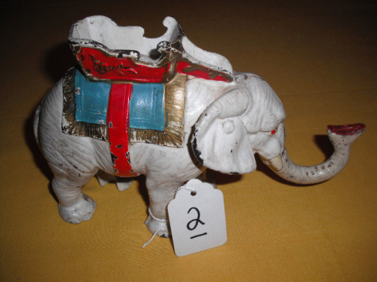 Elephant Howdah