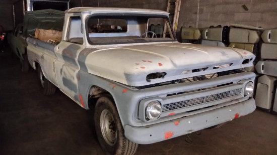 1966 Chevy 3/4 Ton Pickup