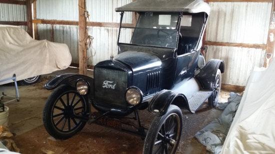 1924 Ford Model T - 2 Door Ragtop