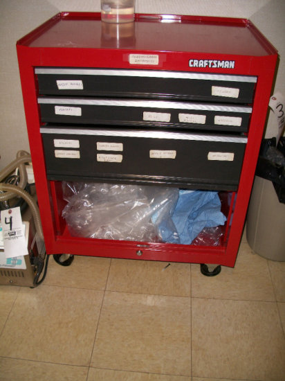 Craftsman Stack Tool Box Base