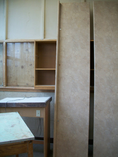 """Formica 10'x25"""" counter top"""
