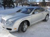 2005 Bentley Continental GT w/1500 miles 7572