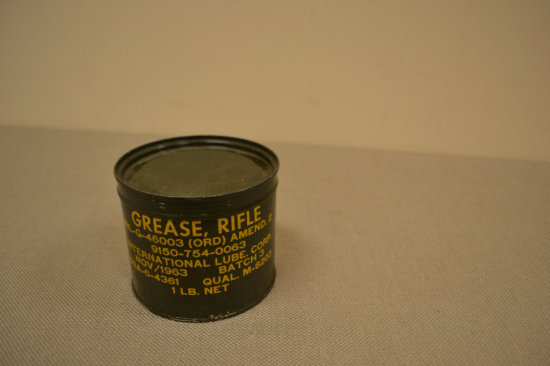 Rifle Grease