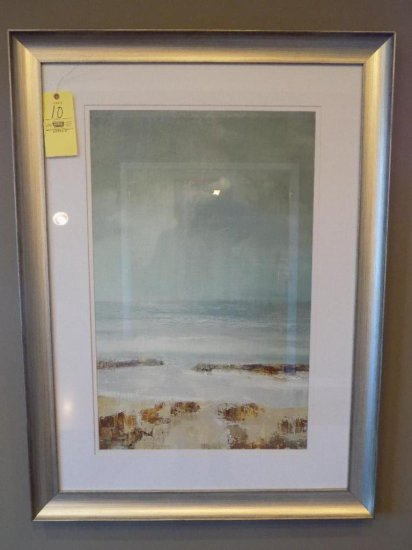 (3) Framed pictures