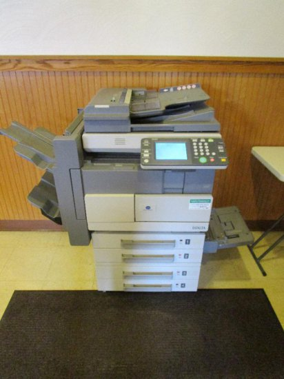 Konica Minolta Dialta Copy machine