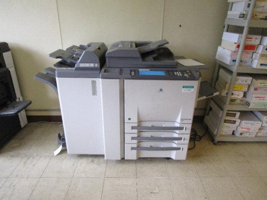 Konica Minolta Bizhub Pro 920 Copy Machine