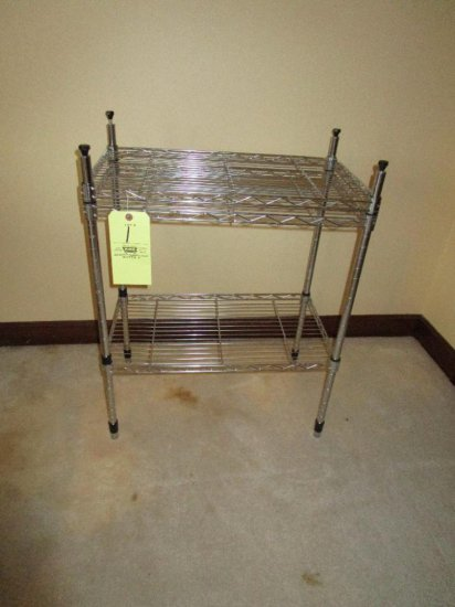 Adjustable Metal Stand