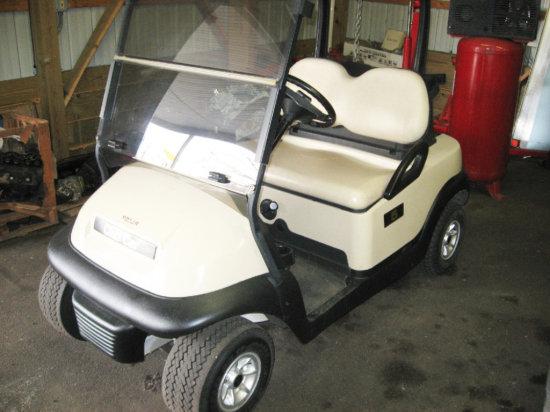 Ez Go Precedent Club Car Golf Cart