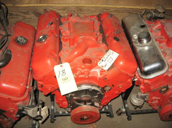 1966 396 V 8 engine