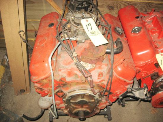 1968 396 Engine