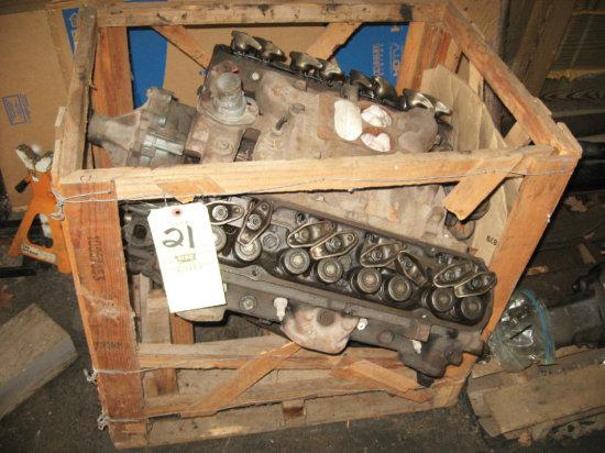 1970 455 HO GTO Engine